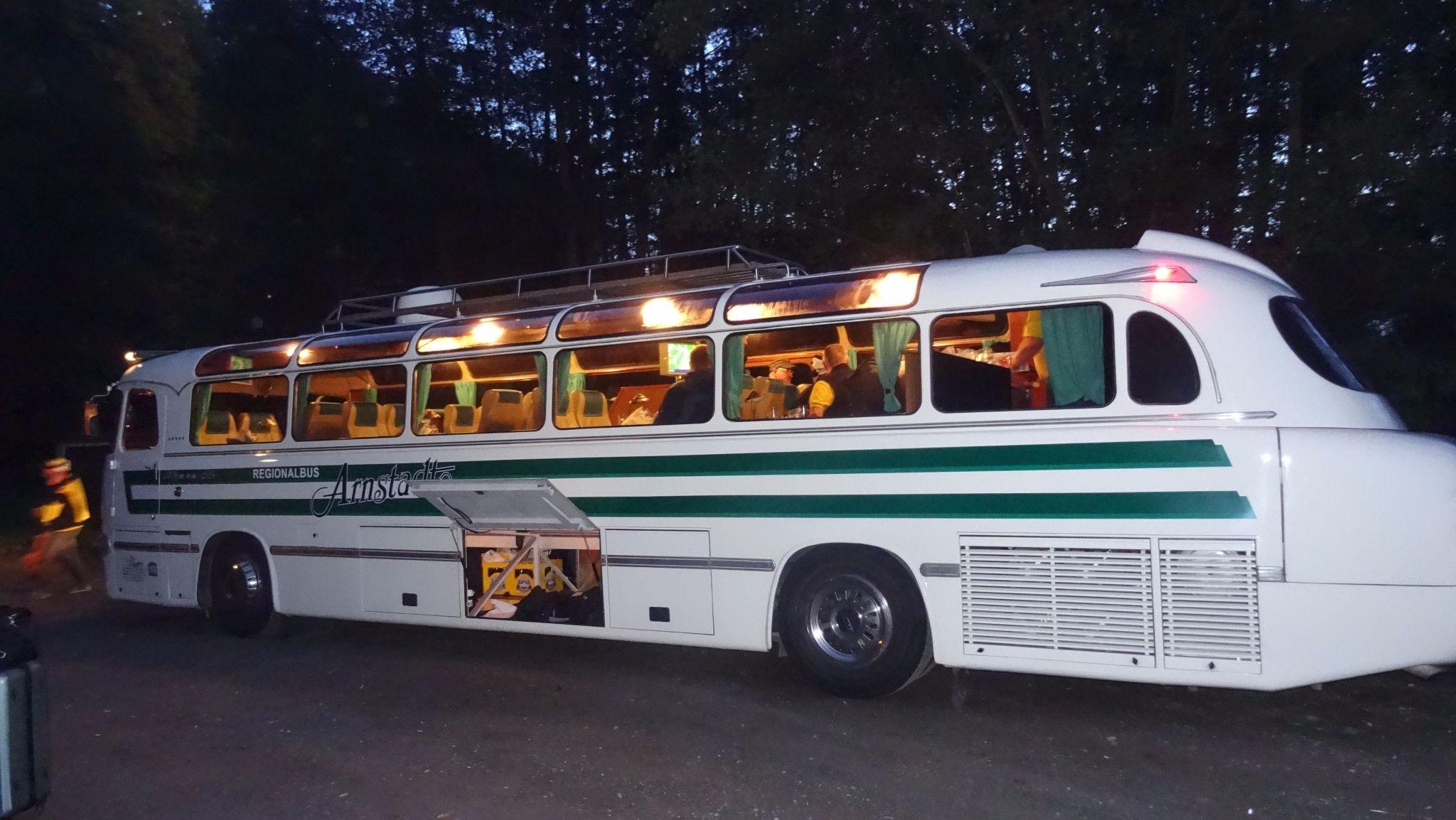 Der KULT Bus